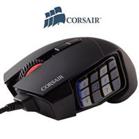 Corsair Scimitar PRO RGB Optical MOBA/MMO Gaming Mouse