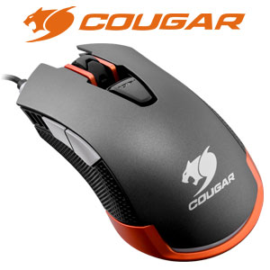 Cougar 550M Gaming Mouse - Iron Grey