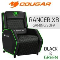 Cougar Ranger XB Gaming Sofa - Black/XBOX Green