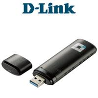 D-Link Wireless Dual Band AC1200 USB Wi-Fi Network Adapter