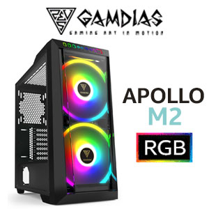 Gamdias APOLLO M2 Gaming Case