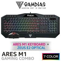 Gamdias Ares M1 Gaming Combo - Black