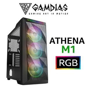 Gamdias ATHENA M1 Gaming Case