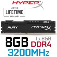 HyperX FURY DDR4 8GB 3200MHz