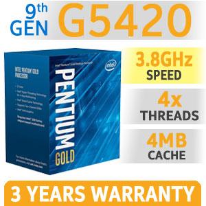 Intel Pentium Gold G5420 Coffee Lake