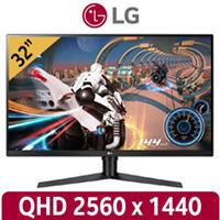 "LG 32GK650F 32"" QHD 144Hz Gaming Monitor"