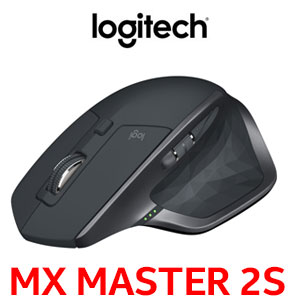 Logitech MX Master 2S Wireless Mouse - Graphite