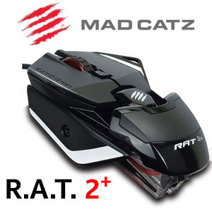 Mad Catz R.A.T.2+ Gaming Mouse