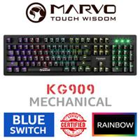 MARVO KG909 Mechanical Gaming Keyboard - Blue Switch