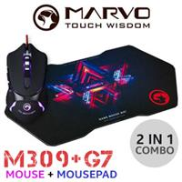 MARVO M309+G7 Gaming Combo