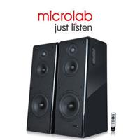 Microlab SOLO19 2.0 Bluetooth HiFi Speaker System