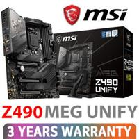 MSI MEG Z490 UNIFY Intel Motherboard
