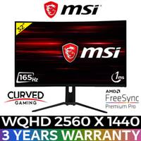 "MSI Optix MAG322CQR 32"" 165Hz Gaming Monitor"