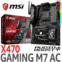 MSI X470 Gaming M7 AC Ryzen Motherboard