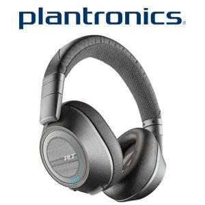 e1c8233a69d Plantronics Backbeat PRO 2 Wireless Bluetooth Headset - Black Tan / Noise  Canceling / Wireless Freedom