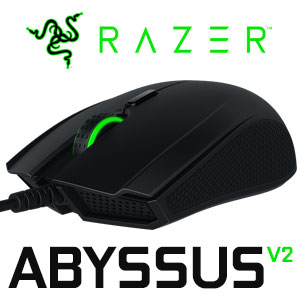 Razer Abyssus V2 Optical Gaming Mouse