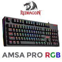 Redragon AMSA PRO RGB Mechanical Gaming Keyboard