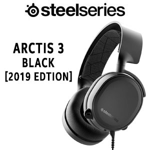 Steelseries ARCTIS 3 2019 Edition Headset - Black