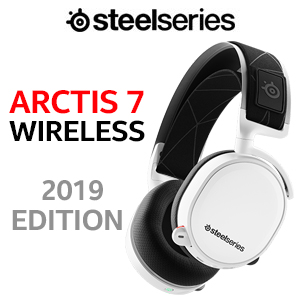 Steelseries ARCTIS 7 Wireless Headset White