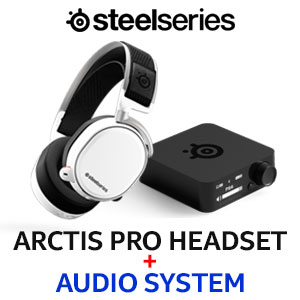 Steelseries Arctis Pro Wireless Headset- Best Deal - South