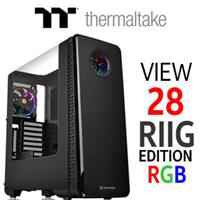 Thermaltake View 28 RGB Riing Edition Gull-Wing Window Case