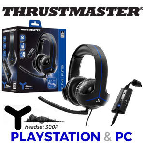 Thrustmaster Y-300P Gaming Headset