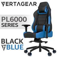 Vertagear PL6000 Gaming Chair Black / Blue