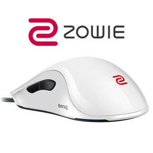 ZOWIE ZA12 e-Sport Gaming Mouse - White