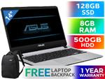ASUS X407MA Intel Dual Core Laptop With 8GB RAM And 128GB SSD
