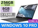 "Dell XPS 13 13.3"" 8th Gen Core i5 Ultrabook"