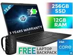 HP 15-dw3020ni 11th Gen Core i5 Laptop With 12GB RAM & 256GB SSD