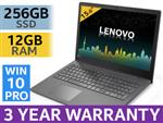 Lenovo V330 Core i5 Laptop With 256GB SSD And 12GB RAM