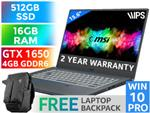 MSI Prestige 15 A11SCX 11th Gen Core i7 Laptop