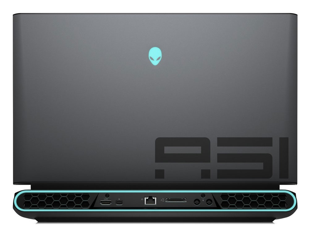 ALIENWARE AREA 51M CORE i7 RTX 2070 LAPTOP WITH 128GB SSD AND 48GB RAM