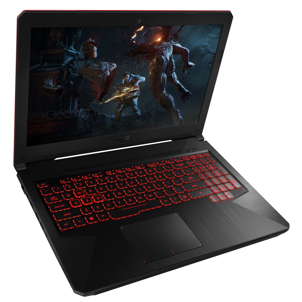 ASUS FX504GD CORE i5 GTX 1050 GAMING LAPTOP WITH 1TB SSD AND 24GB RAM