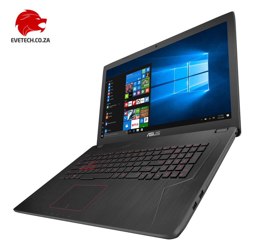 ASUS FX753VD Core i7 GTX 1050 Gaming Laptop Deal