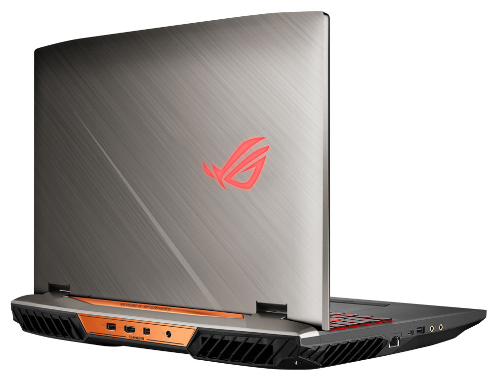 ASUS G703GI CORE i7 GTX 1080 GAMING LAPTOP DEAL WITH 40GB RAM