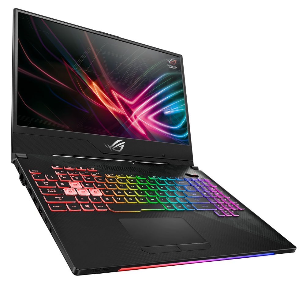 ASUS GL504GM Core i7 GTX 1060 Gaming Laptop Deal With 256GB SSD And 16GB RAM