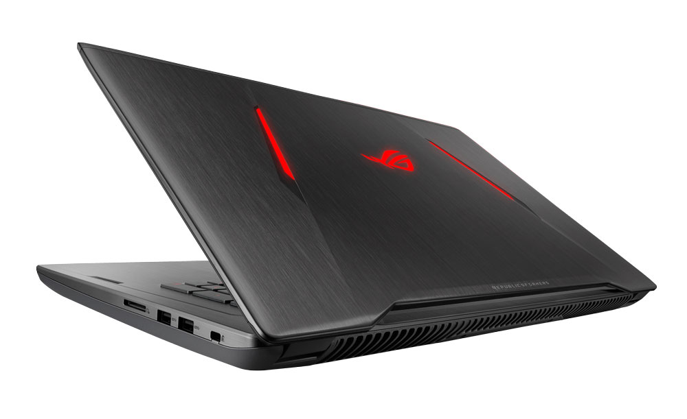 Buy ASUS GL702ZC RYZEN 7 1700 RX 580 Gaming Laptop Deal With