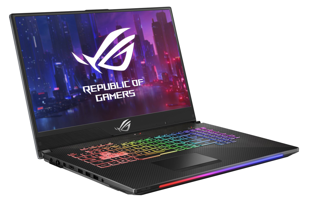 ASUS GL704GW CORE i7 GAMING LAPTOP WITH 2TB SSD AND 24GB RAM