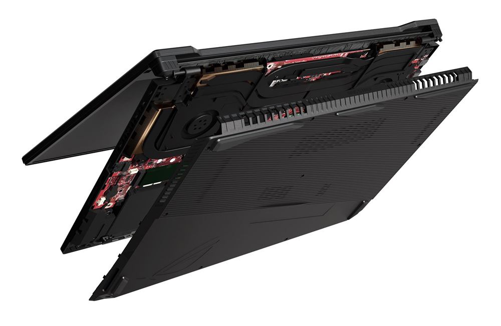 ASUS GL704GW CORE i7 GAMING LAPTOP WITH 2TB SSD AND 32GB RAM
