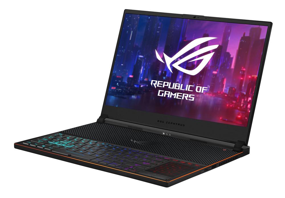 ASUS GX531GW CORE i7 GAMING LAPTOP  WITH 2TB SSD AND 24GB RAM