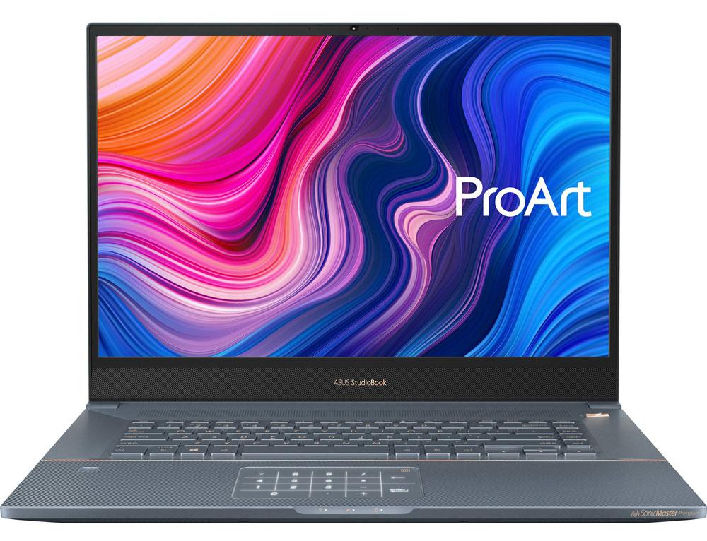 ASUS ProArt StudioBook Pro 17 RTX 3000 Workstation Laptop