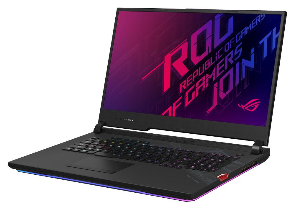 ASUS ROGStrixSCAR 17 RTX 2070 Super Gaming Laptop