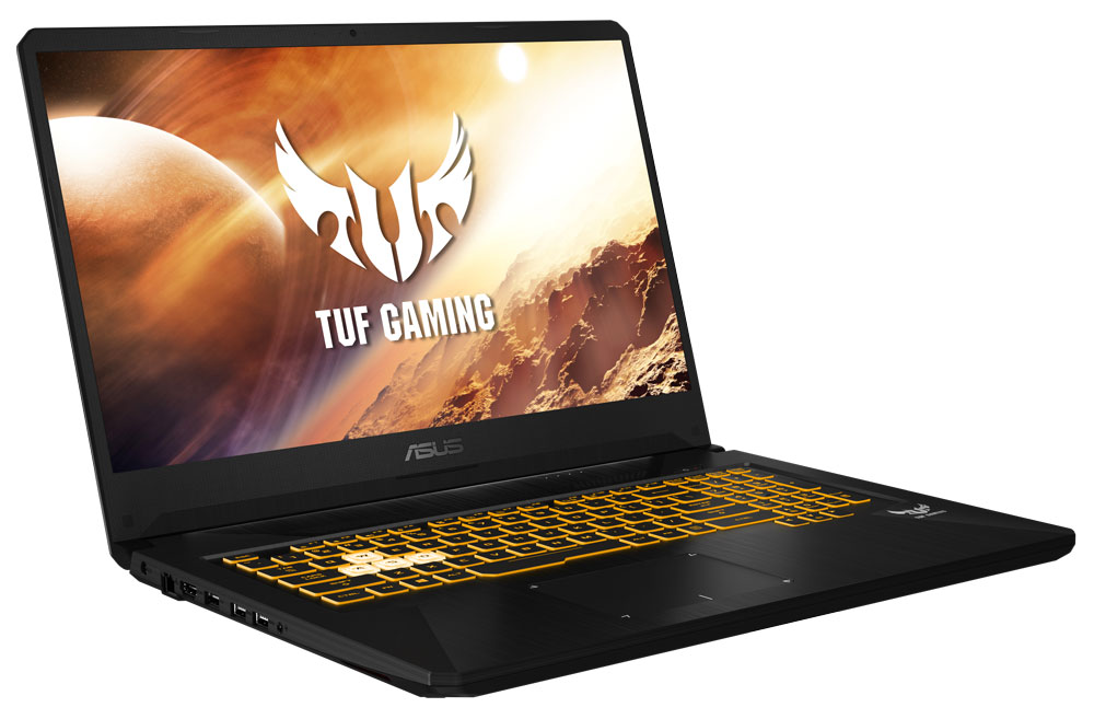 ASUS TUF Gaming FX705DT GTX 1650 Gaming Laptop With 512GB SSD