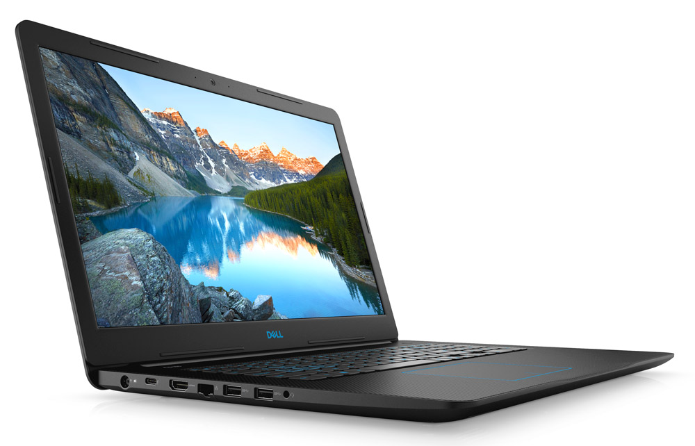 Dell Inspiron G3 17 i7 Laptop With 128GB SSD And 8GB RAM