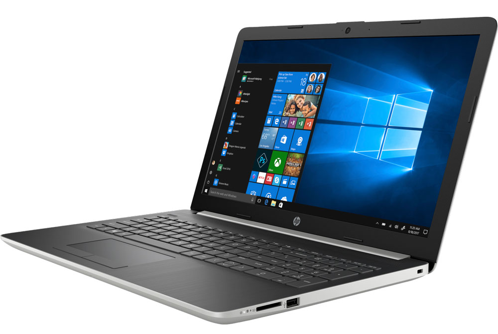 HP 15 AMD Ryzen 5 Laptop (7ZN98EA) With 2TB SSD And 32GB RAM