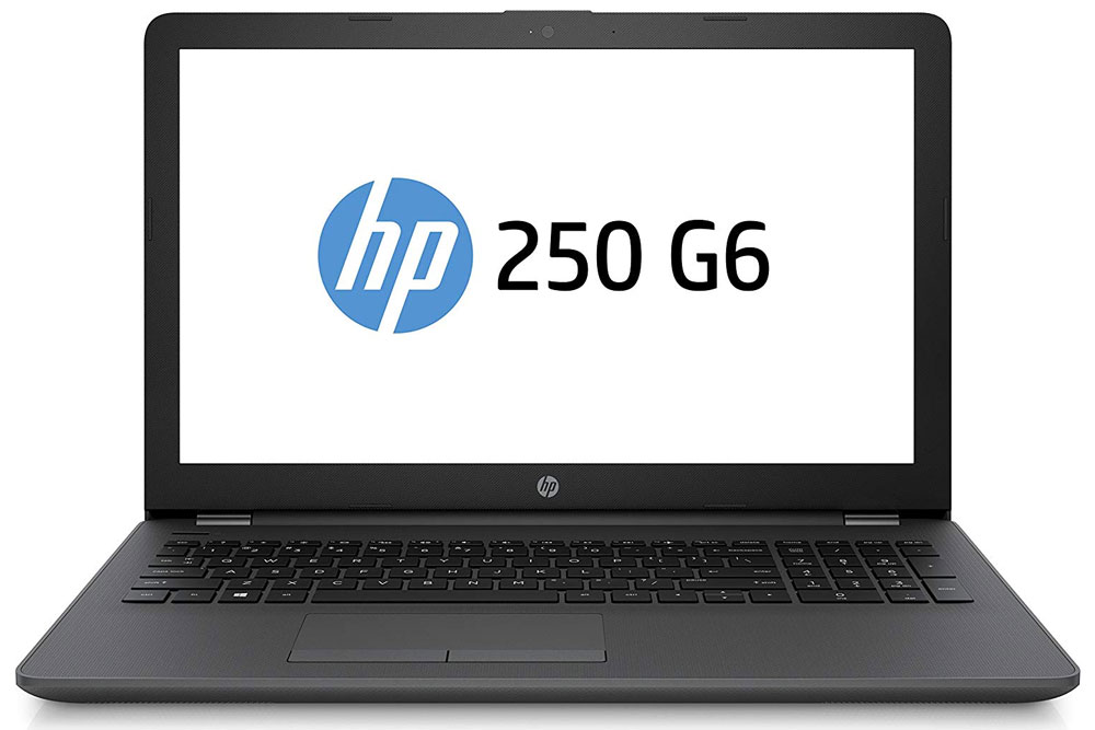 "HP 250 G6 15.6"" Intel Dual Core Laptop"