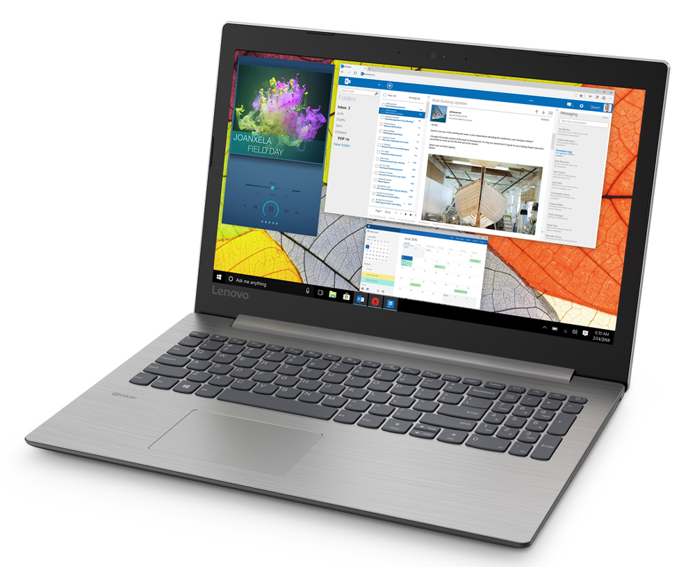 LENOVO IDEAPAD 330 8TH GEN CORE i3 LAPTOP WITH 512GB  SSD AND 20GB RAM