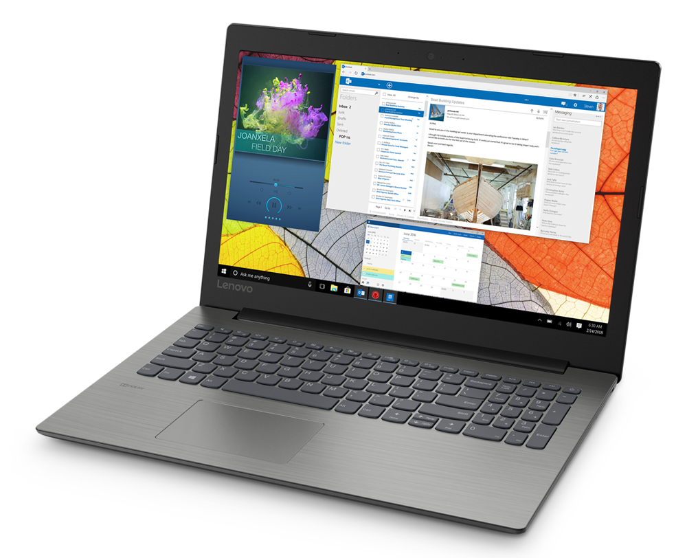 LENOVO IDEAPAD 330 RYZEN 3 LAPTOP WITH 512GB SSD AND 8GB RAM